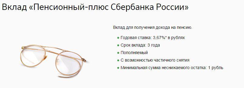 Вклад Пенсионный вклад России