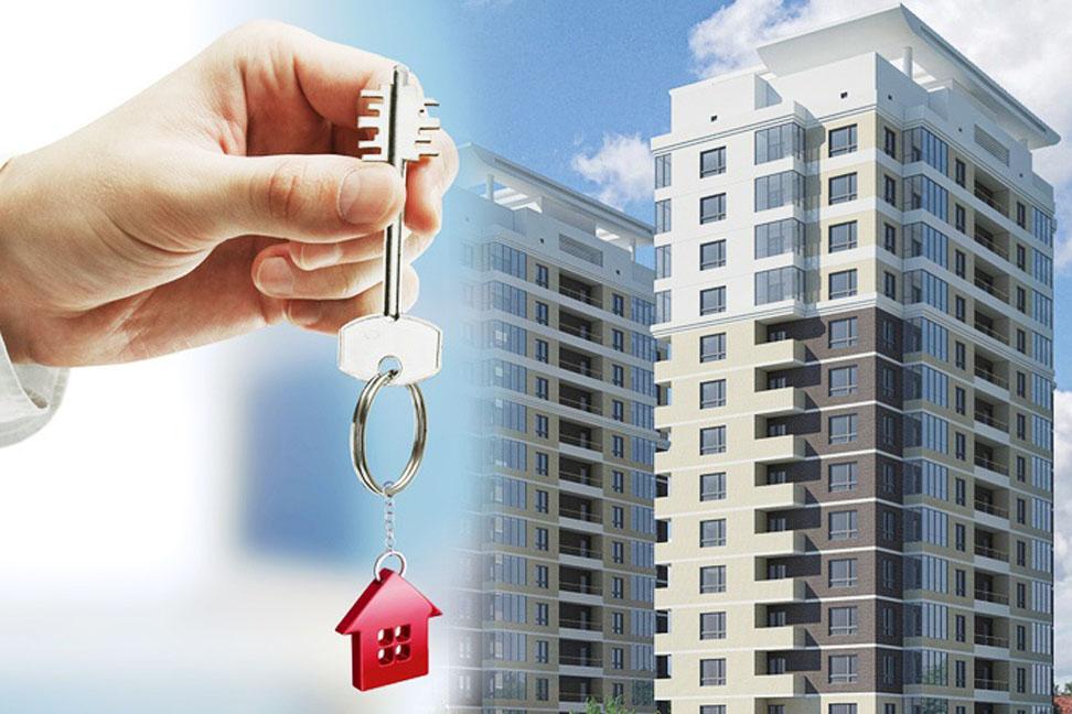 Приобретение квартиры в ипотеку в новостройке